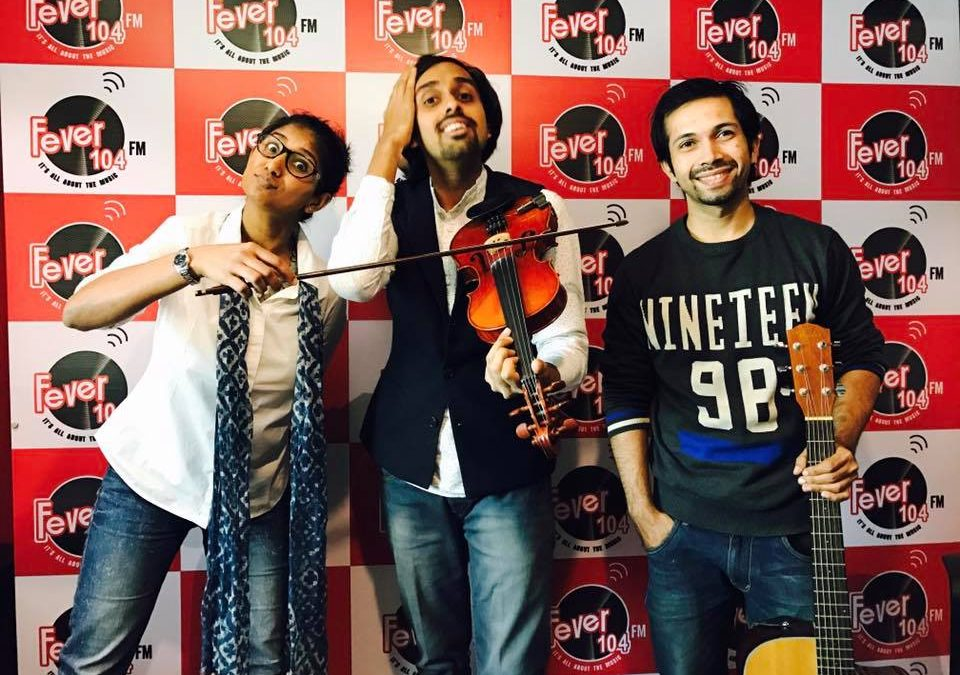 Limelight on 'HAPPY' the violin: The Aneesh Vidyashankar Experience