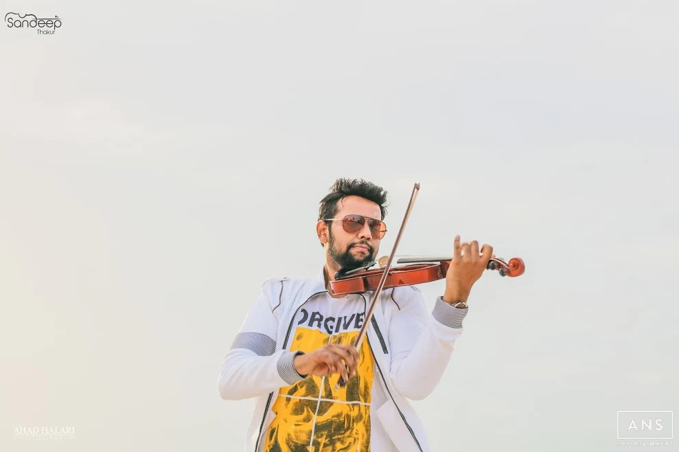 BOW TO STRINGS WITH SANDEEP THAKUR