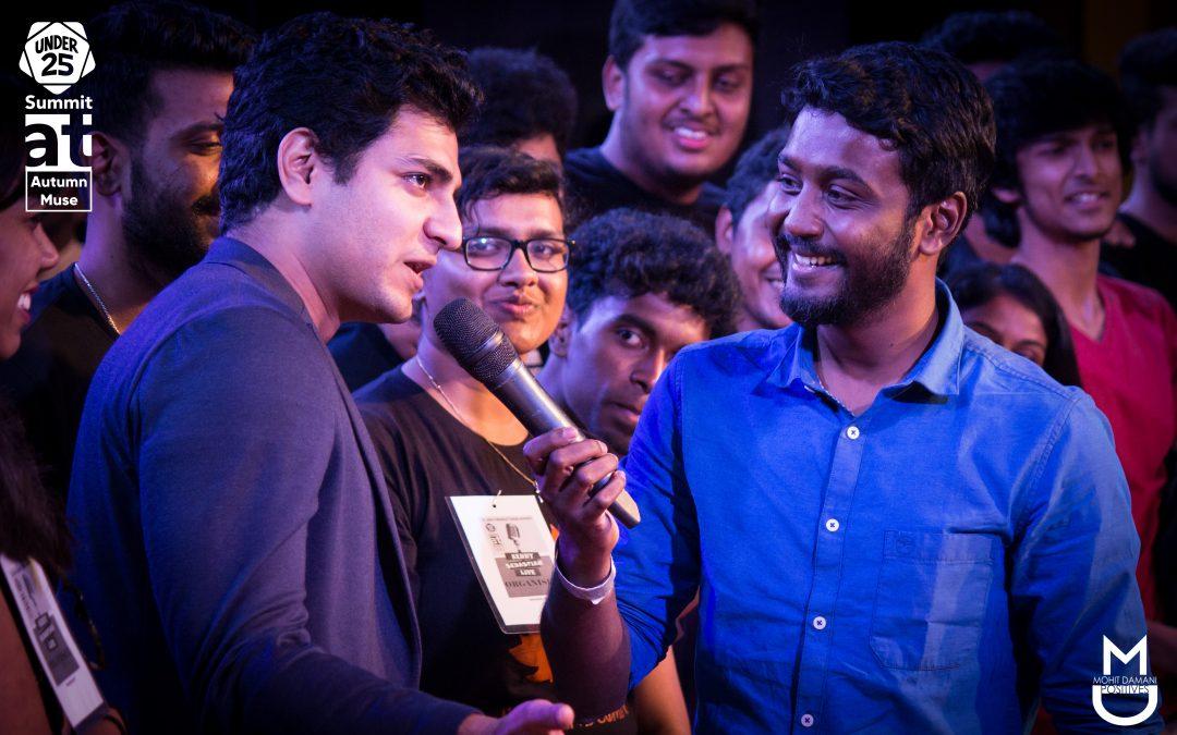 Under 25 Summit PC - Mohit Damani (1)