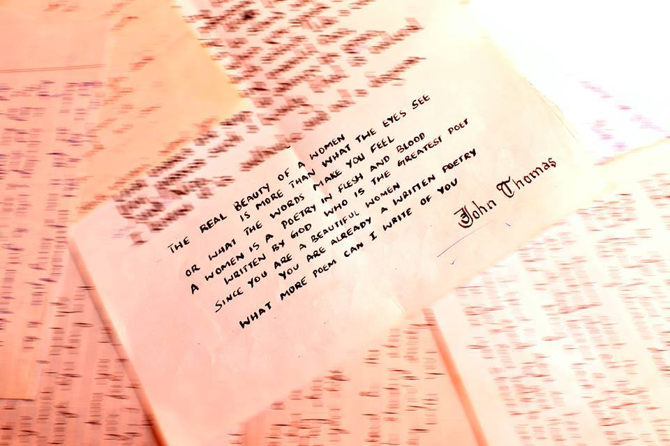 THE DARK ART OF POETRY