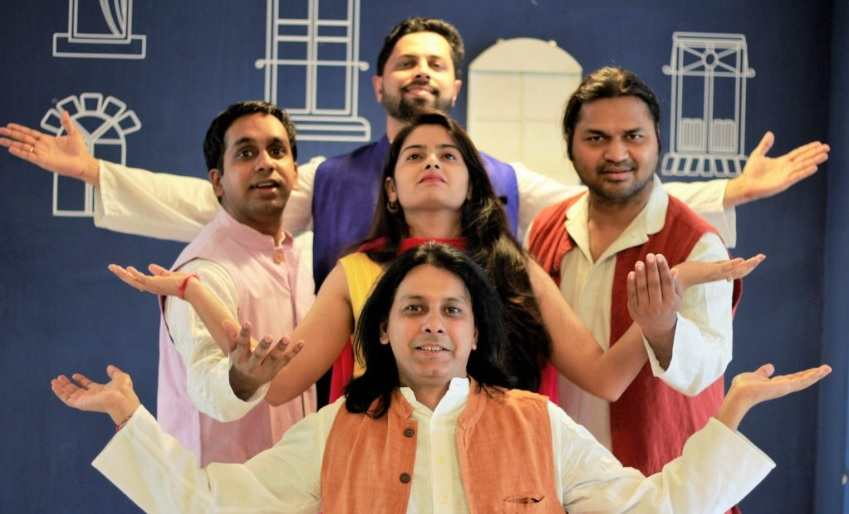 ARZ KIYA HAI: A POETIC THEATRE PERFORMANCE