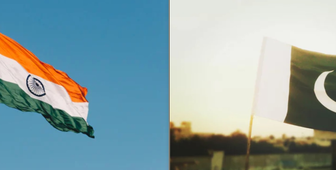 AN INDIA-PAKISTAN FRIENDSHIP